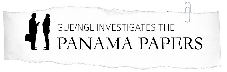 GUE NGL investigates panama papers