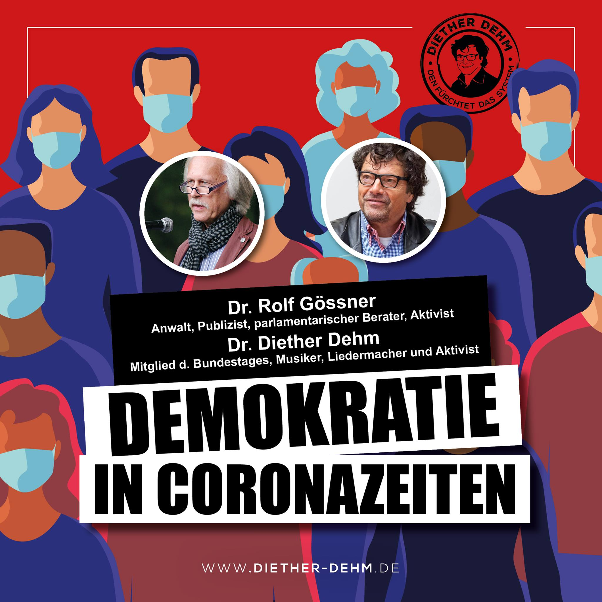 demokratie in Coronazeiten